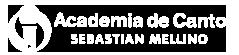 Academia de Canto Sebastian Mellino Logo